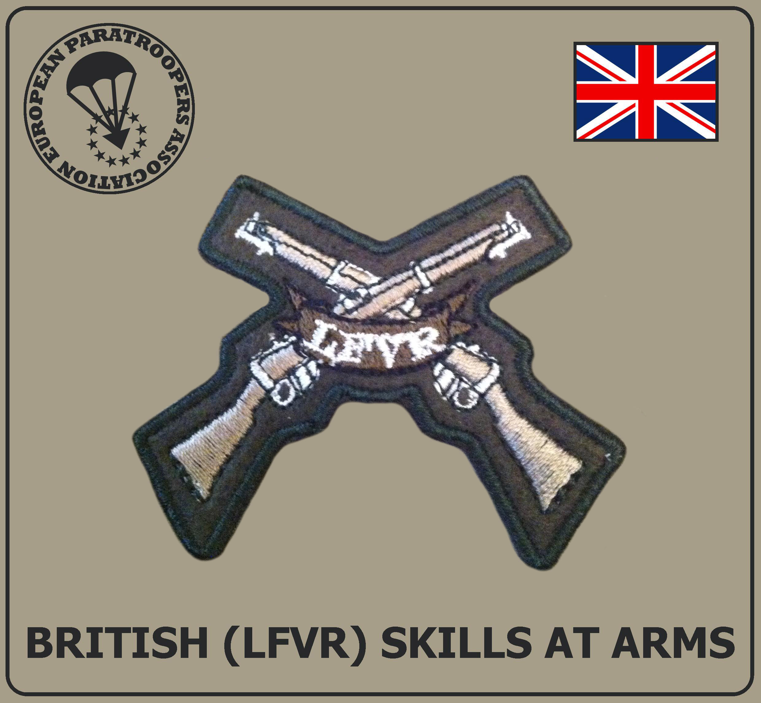 BRITISH LFVR SKILLS AT ARMS
