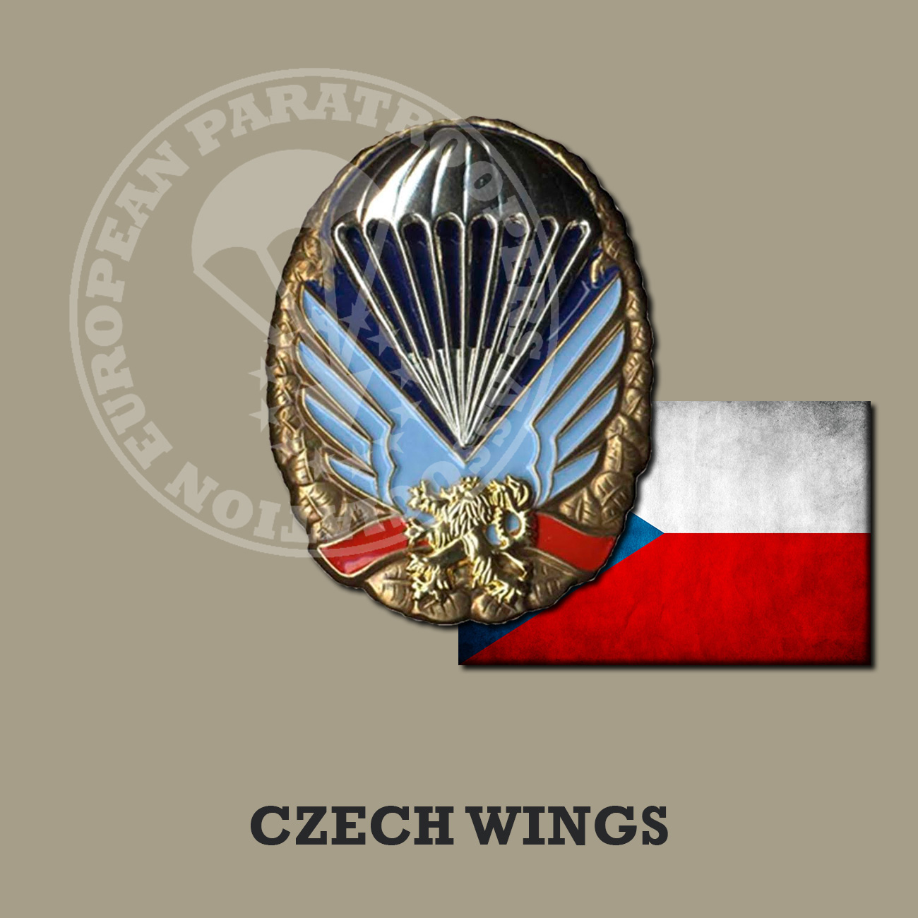 CZECH JUMP WINGS