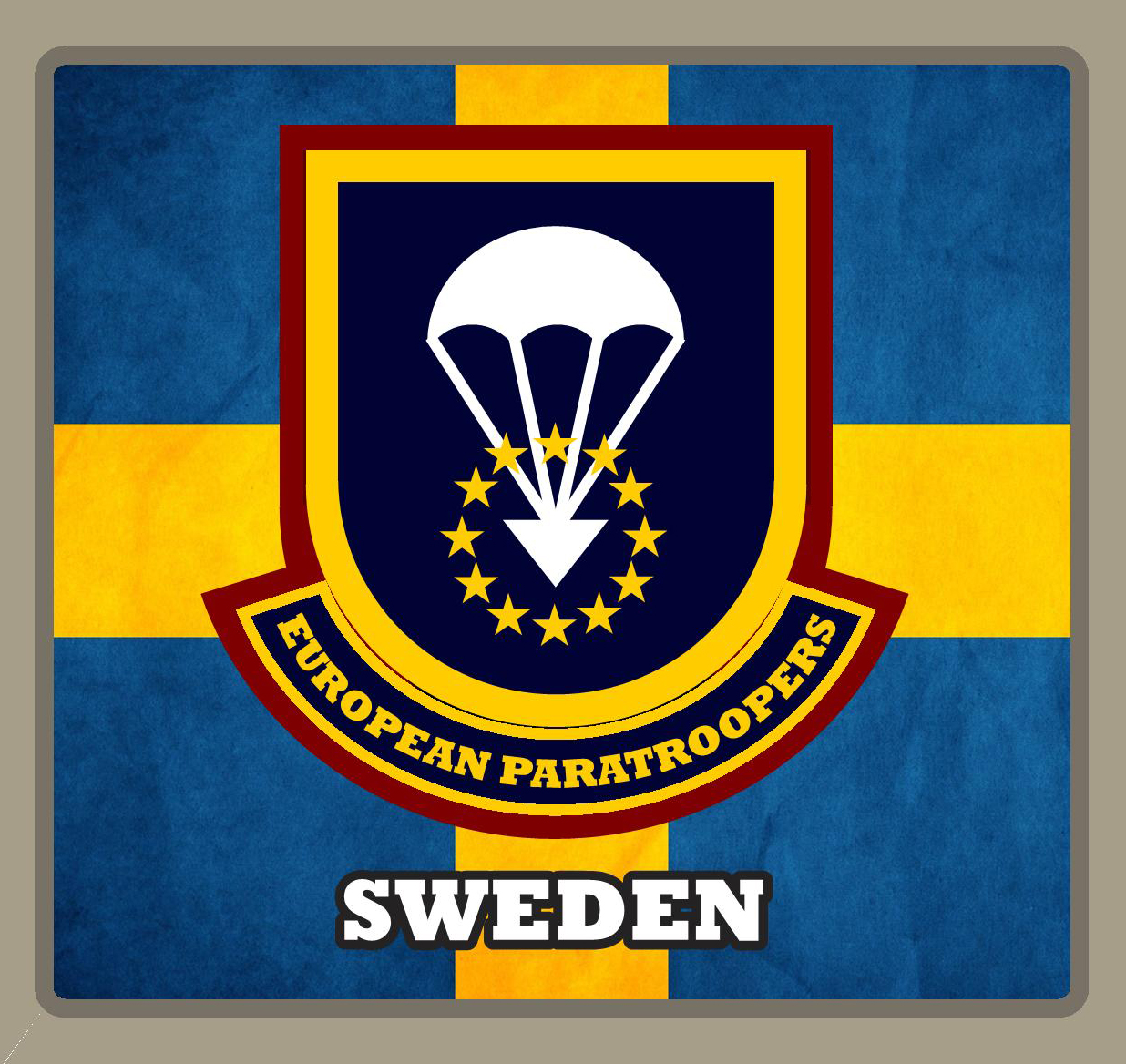 EUROPEAN PARATROOPERS SE 2017