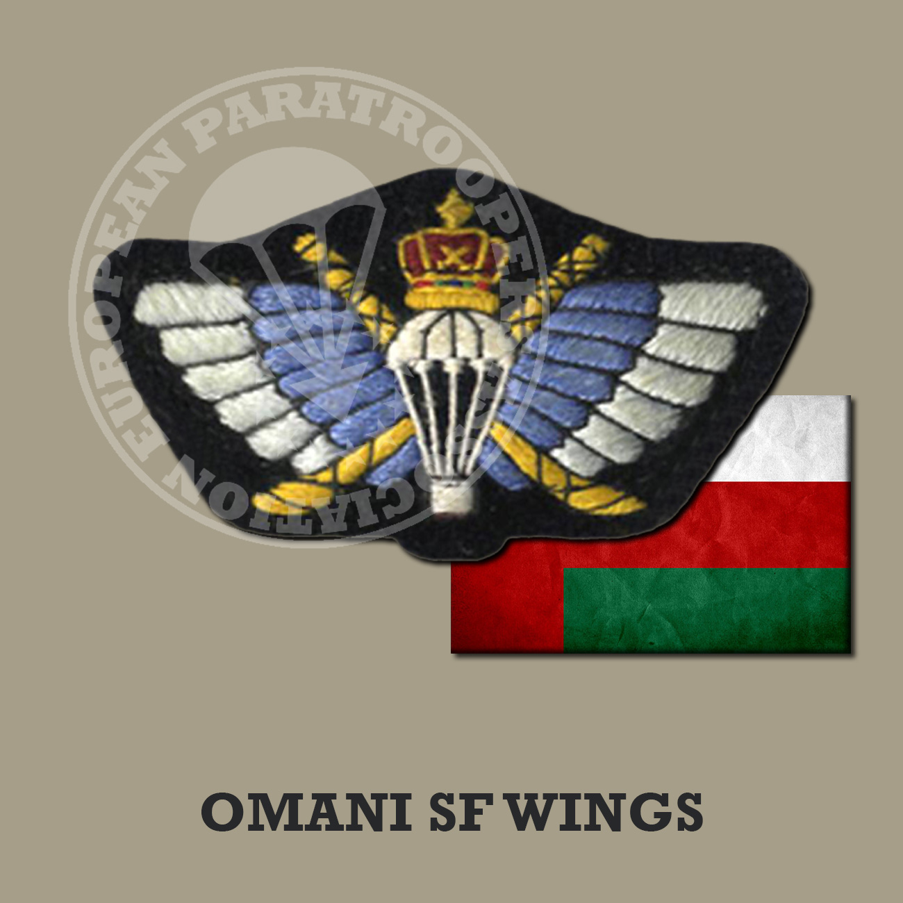 OMANI SF JUMP WINGS