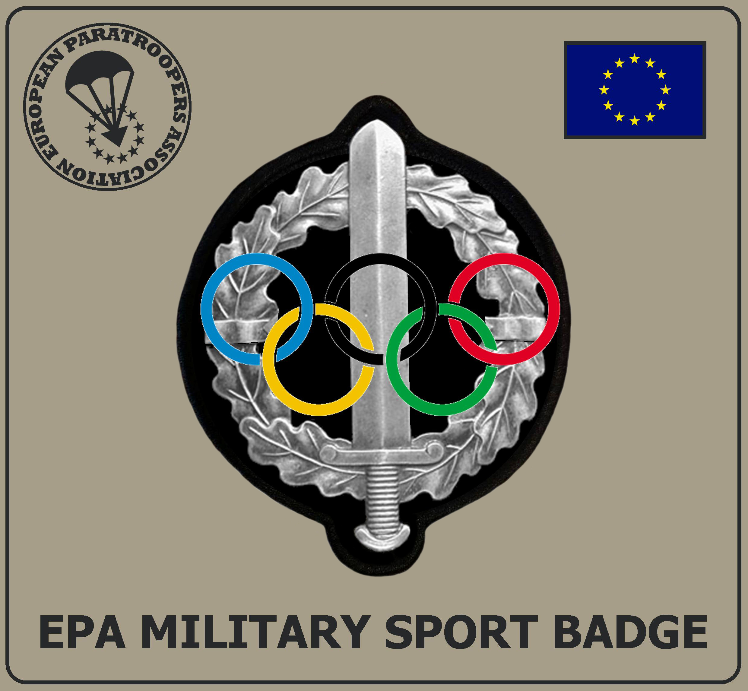 Wings & Badges - European Paratroopers Association