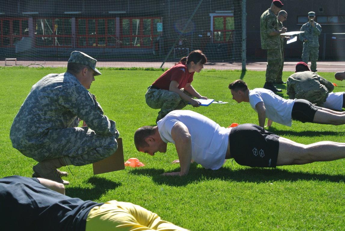 Sport Troops
