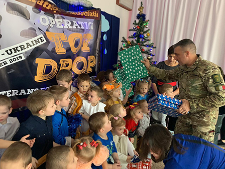 OPERATION TOY DROP (GIFTS)