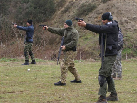 Training for Contractors - European Paratroopers Association