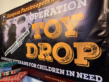TOY DROP GIFTS